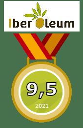 medalla iberoleum